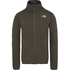 The North Face Quest Chaqueta FZ Hombre, new taupe green